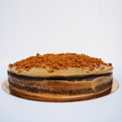 Chocolate Speculoos Cake